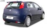 RDX Heckspoiler Fiat Grande Punto, Punto Evo, Punto (199, 2005-2018) Dachspoiler Heckflügel Dach Heck Spoiler Flügel