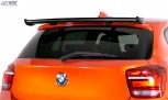 RDX Roof Spoiler BMW 1-series F20 / F21 Rear Wing