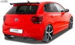 RDX Heckspoiler VW Polo 2G Dachspoiler Spoiler