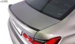 RDX Hecklippe für BMW 3er G20 Heckklappenspoiler Heckspoiler