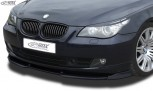 RDX Scheinwerferblenden für BMW 5er E60 / E61 2007+ Böser Blick