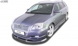 "RDX Seitenschweller TOYOTA Avensis (T25) 2003-2009 ""GT4"""