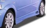 "RDX Sideskirts for CITROEN C3 2002-2009 ""GT4"