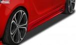 """RDX Seitenschweller OPEL Meriva B """"GT-Race"""""""