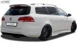 "RDX Seitenschweller VW Passat B7 / 3C ""Turbo"""