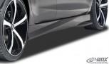 """RDX Seitenschweller für FORD Fiesta MK7 JA8 JR8 (2008-2012 & Facelift 2012+) """"TurboR"""