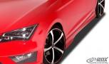 """RDX Seitenschweller SEAT Leon 5F (incl. FR) / Leon 5F ST (incl. FR) """"TurboR"""""""