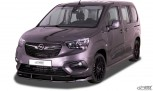 """RDX Sideskirts for OPEL Combo Life & Cargo 2018+ """"Edition"""""""