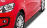 "RDX Seitenschweller VW Up / SKODA Citigo / SEAT Mii ""Edition"""