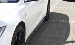 """RDX Seitenschweller für TESLA Model S """"Slim"""""""