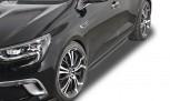 """RDX Seitenschweller RENAULT Megane 4 Limousine & Grandtour """"Slim"""