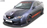 "RDX Seitenschweller HONDA Accord 7 2002-2008 Limousine & Tourer ""Slim"""