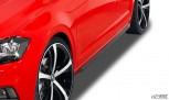 """RDX Seitenschweller für VW Polo 2G """"Slim"""""""