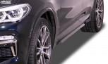 """RDX Seitenschweller BMW X3 (G01) & BMW X4 (G02) """"Slim"""""""