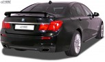 """RDX Seitenschweller für BMW 7er F01 / F02 """"Slim"""""""