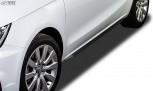 "RDX Seitenschweller AUDI A1 8X & A1 8XA Sportback ""Slim"